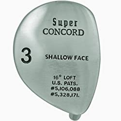 Super Concorde Shallow face