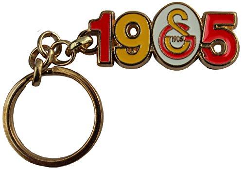 Galatasaray Istanbul 1905 Schlüsselanhänger Keyholder Metal