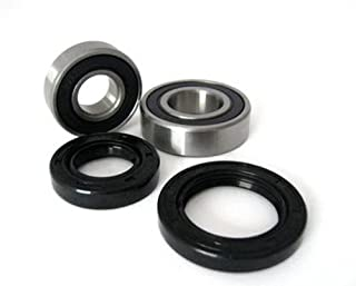 Boss Bearing H-ATV-RRB-UP-2E4-25 Rear Wheel Bearings and Seals Kit TRX400FW Fourtrax Foreman 4x4 Complete Axle Rebuild 1995-2003