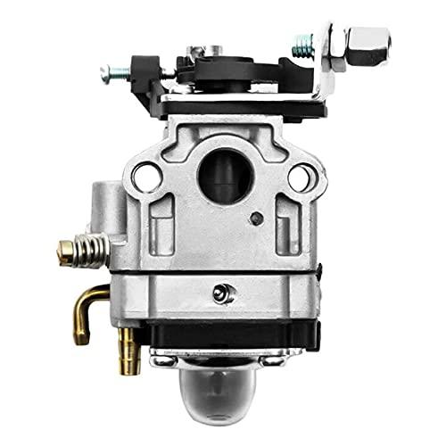 11MM Carburador de combustible Motor de combustible Reemplazo Hedge 2-Stroke Cutter Cutter Chainsaw Carburismo Motosierra Cobertura Recortador Reemplazo Compatible para 22CC 26cc 33cc 34cc 36c