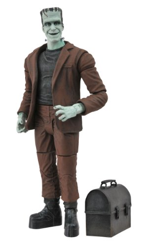 DIAMOND SELECT TOYS Munsters Select: Herman Munster Action Figure