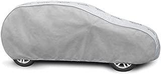 NEUHEIT Abdeckplane OPTIMAL XL HTB//Kombi kompatibel mit Mercedes C-Klasse S205 wasserdicht Autoabdeckung gelb universal