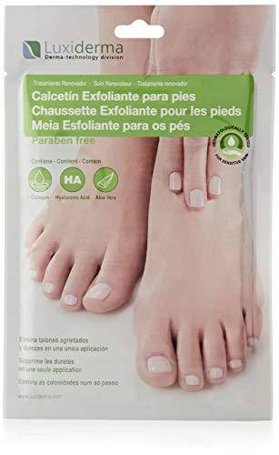 Calcetín exfoliante - 2 calcetines