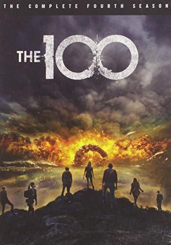 100: The Complete Fourth Season [Edizione: Stati Uniti] [Italia]...