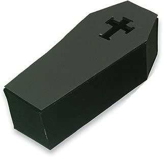 3-Piece Silverware Caddy, Halloween Coffin
