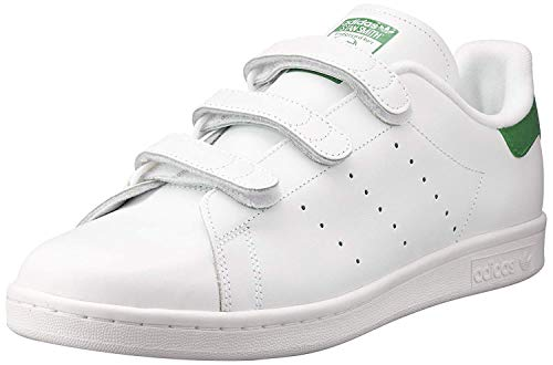 adidas Stan Smith Cf, Men's Running Shoes, White (Ftwr White), 12.5 UK