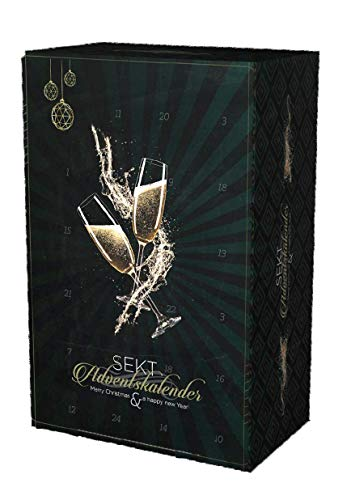 Prickelnder Sekt-Adventskalender