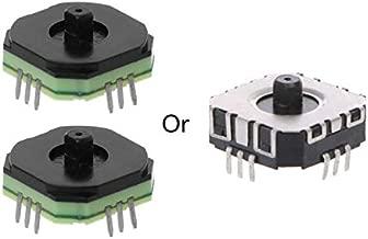 2Pcs 3D Analog Joystick Thumb Arcade Stick For PSP Joystick Potentiometer Switch Console Controller Repair (6PCS)