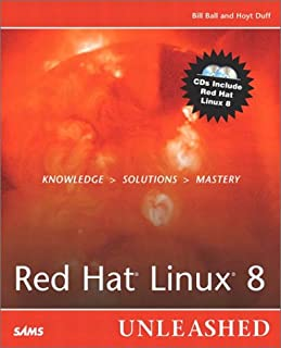 Red Hat Linux 8 Unleashed
