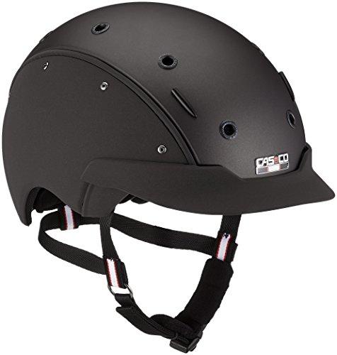 casco Casque d'équitation Champ - 6. L Noir