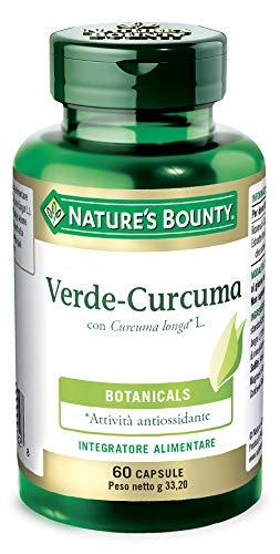 Verde-Curcuma - con Curcuma longa L.