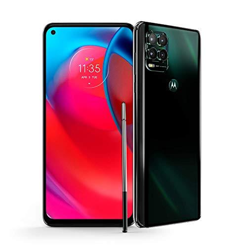 Moto G Stylus 5G | 2021 | 2-Day Battery | Unlocked | Made for US by Motorola | 6/256GB | 48MP Camera | Cosmic Emerald