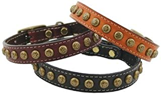Auburn Leathercrafters Heirloom Collection Star Collar