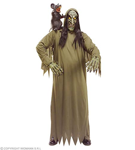 Déguisement sorcier Halloween adulte--M/L