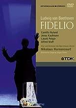 Beethoven - Fidelio / Nylund, Kaufmann, Polgar, Muff, Magnuson, Strehl, Groissbock, Harnoncourt, Zurich Opera