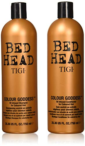Tigi bedhead pack colour goddes 750 ml (shampoo + conditioner)