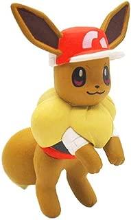 Pokemon Let's Go Ippai Eevee Sport Ver. Character Collection Gacha Capsule Toy Mini Figure Mascot Anime Art