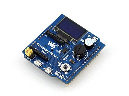 Waveshare Accessory Shield for Arduino Development