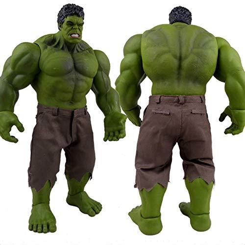 ZHAOHUIYING Avengers Hulk Statue Anime-Cartoon-Charakter-Modell-Dekoration 42 cm