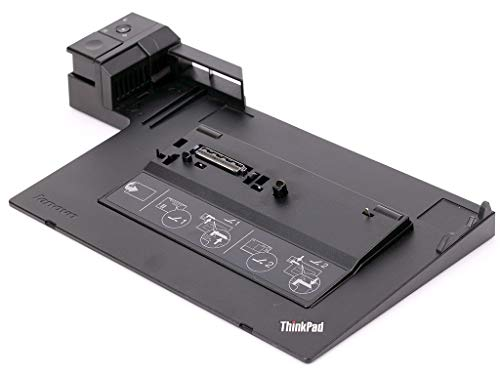 Lenovo ThinkPad Mini Dock Series 3 Type 4337 ohne Schlüssel für ThinkPad T400s, T410, T410i, T410s, T410si, T420, T420i, T420s, T420si, T510, T510i, (Generalüberholt)