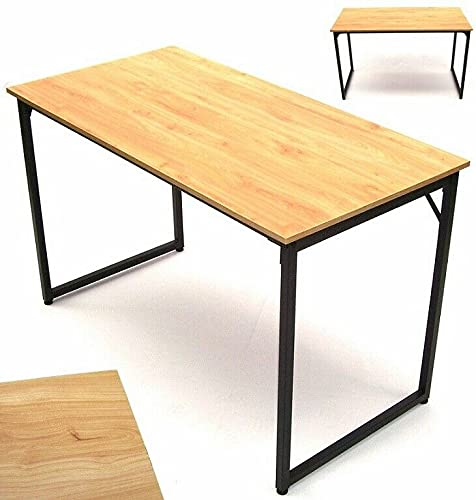 Mesa de escritorio para ordenador (120 x 60 cm, 57057 AWZ)