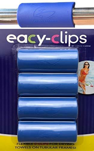 Carvid Marine Boat Eacy clips voor het ophangen van handdoeken of luifels, Bimini