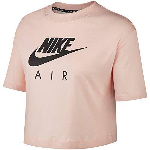 NIKE Camiseta para Mujer NSW Air, Echo Pink, XXL