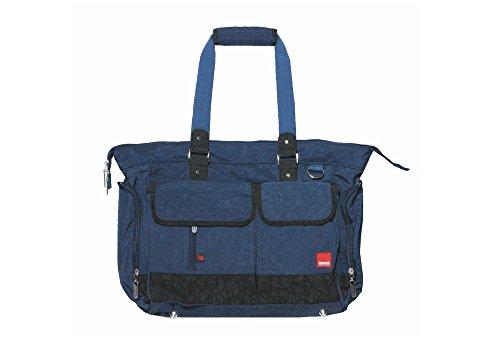 Schardt 13 830 100 - Borsa fasciatoio Baggy, colore: Blu