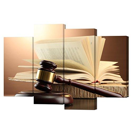 Justice Legal Canvas