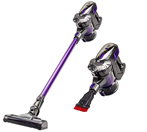 VYTRONIX NC22V 22.2v Lightweight Lithium 3 in 1 Cordless Upright Handheld Stick HEPA Vacuum Cleaner