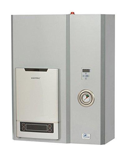 Elektrokessel Zentralheizung 4 oder 6 kW + Durchlauferhitzer 6,2 kW 230V Fußbodenheizung Therme Warmwasservorbereitung (6 kW)