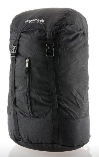 Regatta Mochila Easy Pack Packaway 25L, Negro