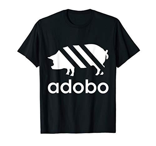Pork Adobo T Shirt Funny Filipino Pinoy Humor Philippines