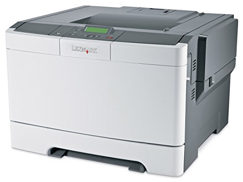 Lexmark CS410n Compact Color Laser Printer, Network Ready and Professional Features
