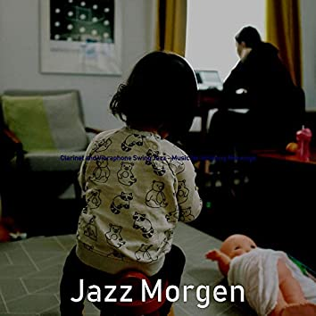 Clarinet and Vibraphone Swing Jazz - Music for Relaxing Mornings