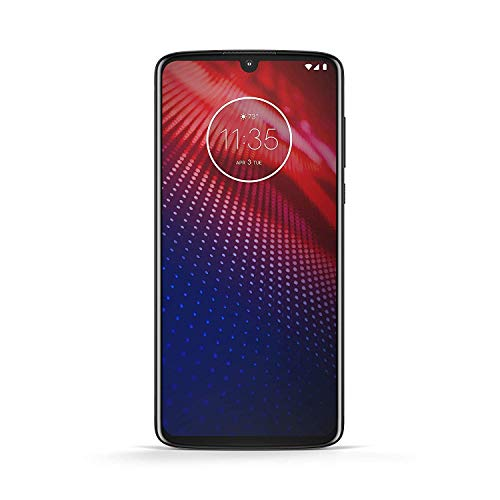 Moto Z4 - For Verizon - 128 GB - Flash Gray (Renewed)