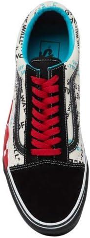 Vans Mens Old Skool Unisex Low Top Sneaker