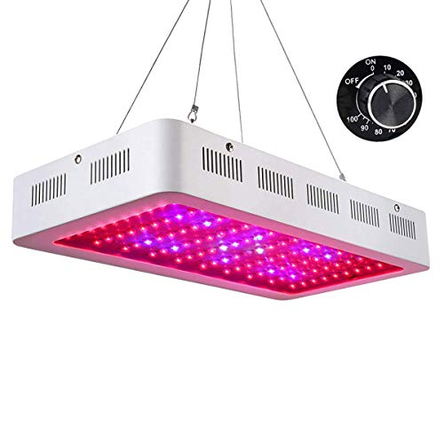 Roleadro Galaxyhydro Dimmable LED Grow Light