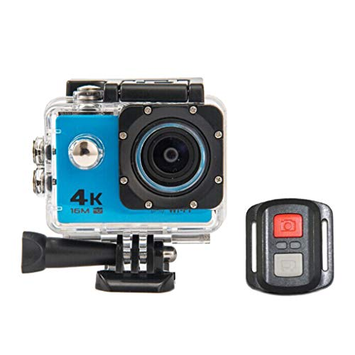 teng hong hui Telecamera ABS Durevole ABS Ultra HD 4K 4K HD HD Subacquea Casco Impermeabile Video Registrazione telecamere Sport Cam