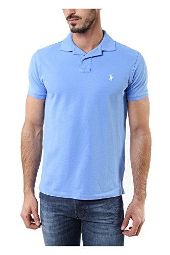 Ralph Lauren Damen Poloshirt Gr. XXL, blau