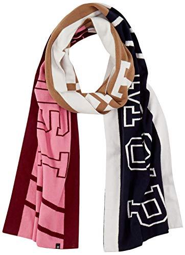 Marc O'Polo Damen 908816702035 Schal, Mehrfarbig (Combo G66), One Size (Herstellergröße: OSO)