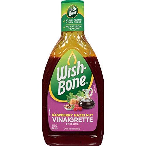 Wish-Bone Salad Dressing, Raspberry Hazelnut Vinaigrette, 15 Ounce