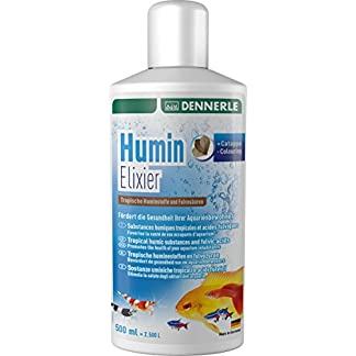 Dennerle Humin Elixier Tropical Water Treatment, 500 ml 14