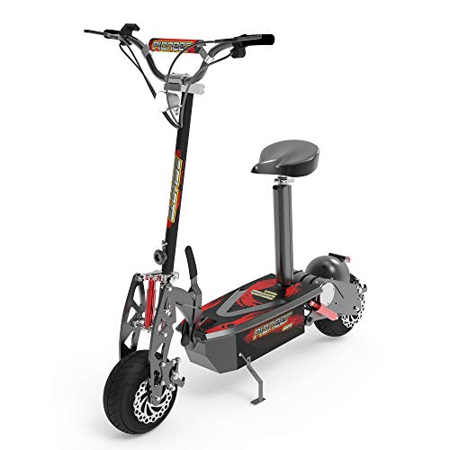 All-Terrian Electric Uber Scooter with Seat, Brushless...
