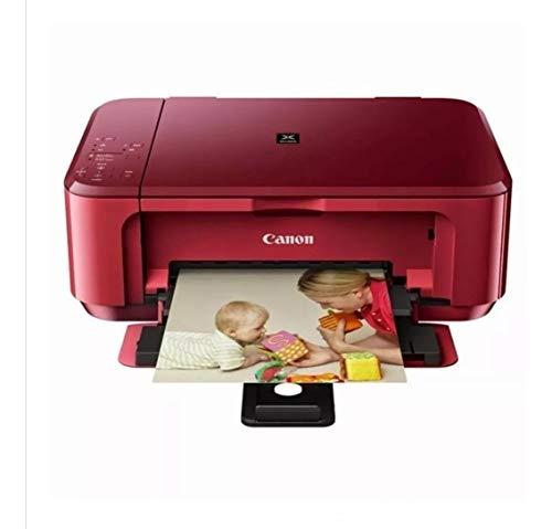 Canon Impresora Inalámbrica Multifuncional Pixma MG3610 Color Rojo