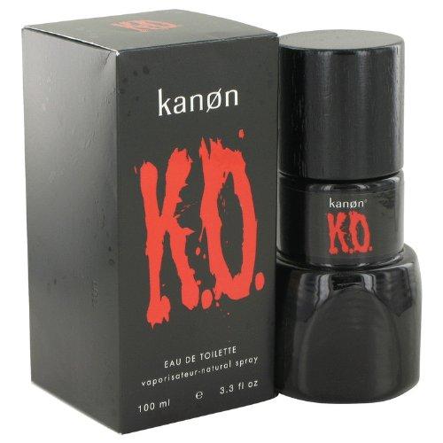 Kanon Ko Cologne by Kanon, 3.3 oz Eau De Toilette Spray for Men