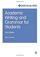 Academic Writing and Grammar for Students (Student Success)