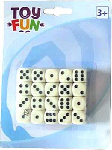 The Toy Company Troll 10010 – Cube, Lot de 20