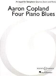 Four Piano Blues -Partition+Parties Separees