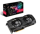 ASUS ROG Strix AMD Radeon RX 5500XT Overclocked 8G GDDR6 1440p HDMI DisplayPort Gaming Graphics Card (ROG-STRIX-RX5500XT-O8G-GAMING)